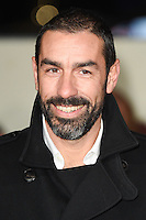 LONDON, UK. November 28, 2016: Robert Pires at the &quot;I Am Bolt&quot; World Premiere at the Odeon Leicester Square, London.<br /> Picture: Steve Vas/Featureflash/SilverHub 0208 004 5359/ 07711 972644 Editors@silverhubmedia.com
