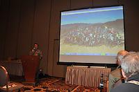 2013 Mountain Bike Hall of Fame Induction Ceremony. Las Vegas, Nevada. Photo by Tom Moran.