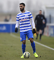 Armand Traore of QPR