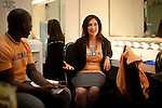"Randi Zuckerberg backstage at the 92nd Street Y prior to speaking on the topic of Malaria at a Social Good Summit ""Town Hall"" with Mandy Moore in New York.   ...Photo by Robert Caplin."