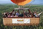 20101128 NOVEMBER 28 Cairns Hot Air Ballooning