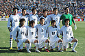 Yokkaichi Chuo Kogyo team group line-up, JANUARY 9, 2012 - Football /Soccer : 90th All Japan High School Soccer Tournament final between Ichiritsu Funabashi 2-1 Yokkaichi Chuo Kogyo at National Stadium, Tokyo, Japan. (Photo by Atsushi Tomura/AFLO SPORT) [1035]