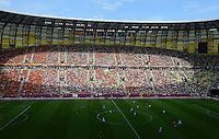 FUSSBALL  EUROPAMEISTERSCHAFT 2012   VORRUNDE Spanien - Italien            10.06.2012 Uebersicht Stadion in Danzig