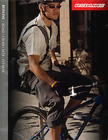 Cover of 2008 Redline Bicycles catalog