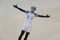 OLYMPICS: SOCHI: Iceberg Skating Palace, 13-02-2014, Shorttrack, 5000m Relay Men, Semifinals, Victor An (#250 | RUS), ©photo Martin de Jong