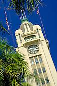 Aloha Tower, Clock Tower Landmark