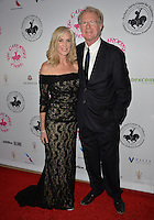 BEVERLY HILLS, CA. October 8, 2016: Ed Begley Jr &amp; Rachelle Carson at the 2016 Carousel of Hope Ball at the Beverly Hilton Hotel.<br /> Picture: Paul Smith/Featureflash/SilverHub 0208 004 5359/ 07711 972644 Editors@silverhubmedia.com