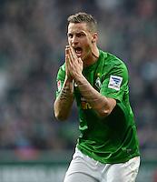 Fussball Bundesliga 2012/13: Bremen - Wolfsburg