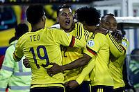 Colombia (COL) vs Brasil (BRA), 17-06-2015. CA_2015
