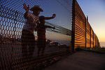 Immigration along the US-Mexico Border