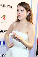 HOLLYWOOD, CA - JUNE 29: Anna Kendrick at the premiere of Mike And Dave Need Wedding Dates at ArcLight Cinemas Cinerama Dome on June 29, 2016. Credit: David Edwards/MediaPunch
