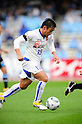 Yuki Nakashima (Vegalta), APRIL 23, 2011 - Football : 2011 J.LEAGUE Division 1 between Kawasaki Frontale 1-2  Vegalta Sendai at Kawasaki Todoroki Stadium, Kanagawa, Japan. (Photo by Atsushi Tomura /AFLO SPORT) [1035]