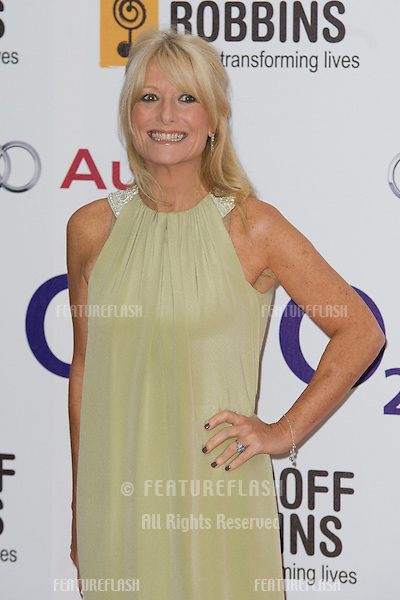 Gaby Roslin arriving for the Silver Clef Awards, Hilton Hotel, Park Lane, London. .29/06/2012 Picture by: Simon Burchell / Featureflash