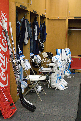 The University of Maine Black Bears were assigned the Red Sox's room for the game. - The University of Maine Black Bears defeated the University of New Hampshire Wildcats 5-4 in overtime on Saturday, January 7, 2012, at Fenway Park in Boston, Massachusetts.