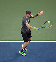 ANDY MURRAY (GBR)<br /> The US Open Tennis Championships 2014 - USTA Billie Jean King National Tennis Centre -  Flushing - New York - USA -   ATP - ITF -WTA  2014  - Grand Slam - USA  <br /> <br /> 28th August 2014 <br /> <br /> &copy; AMN IMAGES
