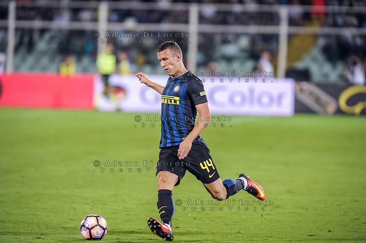 Perisic Ivan (Inter) during the Italian Serie A football match Pescara vs SSC Inter on September 11, 2016, in Pescara, Italy. Photo by Adamo DI LORETO