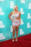 LOS ANGELES - JUN 3:  Brooke Hogan arriving at the 2012 MTV Movie Awards at Gibson Ampitheater on June 3, 2012 in Los Angeles, CA