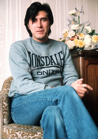 Bryan Ferry pictureds in 1973. Credit: Ian Dickson/MediaPunch