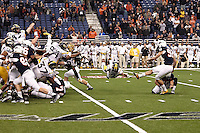 141113-Southern Mississippi @ UTSA Football