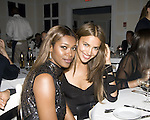 Jessica White and Irina Shayk attend Angel Wings Foundation Dinner & Silent Auction Hosted by Founder Jessica White at GEORGICA RESTAURANT & LOUNGE, Wainscott-East Hampton, 5/30/10