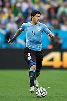 Luis Suarez of Uruguay
