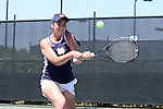 23 April 2015: Jane Fennelly (IRL). The Notre Dame University Fighting Irish played the Florida State University Seminoles at the Cary Tennis Park in Cary, North Carolina in a 2015 NCAA Division I Women's Tennis and Atlantic Coast Conference Tournament First Round match. Florida State won the match 4-3.