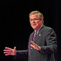 Gov. Jeb Bush, Hofstra Debate
