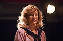 Park Theatre presents THE TRIAL OF JANE FONDA, by Terry Jastrow, directed by Joe Harmston, with lighting design by Tony Simpson, costume design by Roberto Surace, and set design by Sean Cavanagh. Anne Archer stars as Jane Fonda. Picture shows: Anne Archer (Jane Fonda)
