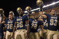 01 September 2007: The Pitt Panthers defeated the Eastern Michigan Eagles 27-3 at Heinz Field, Pittsburgh, Pennsylvania.