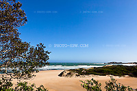 Beach at South Africa's Eastern Cape / Sonne, Strand und Meer am s&uuml;dafrikanischen Eastern Cape