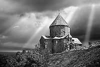 10th century Armenian Orthodox Cathedral of the Holy Cross on Akdamar Island, Lake Van Turkey 89