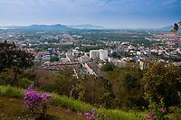 Panorama of Phuket town, Thailand
