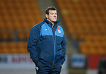 St Johnstone v Kilmarnock...07.11.15  SPFL  McDiarmid Park, Perth<br /> Tommy Wright<br /> Picture by Graeme Hart.<br /> Copyright Perthshire Picture Agency<br /> Tel: 01738 623350  Mobile: 07990 594431