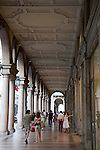 Shopping on Via Roma Street, Turin - Torino, Italy