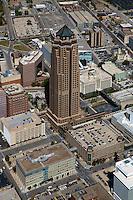 aerial photograph The Principal Building, 801 Grand, Des Moines, Iowa