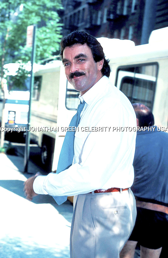 tome selleck how tall