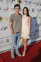 FORT LAUDERDALE FL - NOVEMBER 11: Mavrick Moreno, Bailee Madison at the South Florida premiere of Annabelle Hooper And The Ghosts Of Nantucket during the Fort Lauderdale International Film Festival at the Savor Cinema on November 11, 2016 in Fort Lauderdale, Florida. Credit: mpi04/MediaPunch