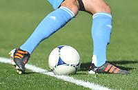 MLS Ball. The Columbus Crew defeated D.C. United 2-1 ,at RFK Stadium, Saturday March 23,2013.
