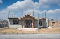 Polyarchitecture, Free architecture, Tenancingo, Tlaxacala, Mexico