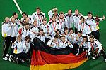 Olympia 2008 in Peking, Hockey Herren Finale Deutschland - Spanien