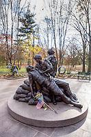 Vietnam Women's Memorial Washington DC