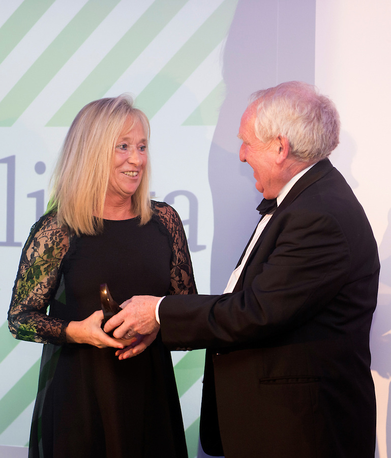 The Staff Excellence Awards for Falmouth University. Merchants Manor, Falmouth, Cornwall. 19th November 2015.