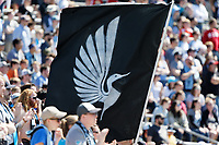 Minneapolis, MN - Sunday, May 7, 2017: Minnesota United FC played Sporting Kansas City in a Major League Soccer (MLS) game at TCF Bank stadium. Final score Minnesota United FC 2, Sporting Kansas City 0