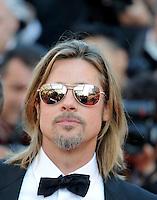 Brad Pitt - 65th Cannes Film Festival