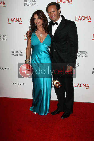 Roma Downey, Mark Burnett<br />