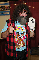 MIAMI BEACH, FL - JULY 02: Mick Foley attends Florida Supercon at The Miami Beach Convention Center on July 2, 2016 in Miami Beach, Florida. Credit MPI04/MediaPunch