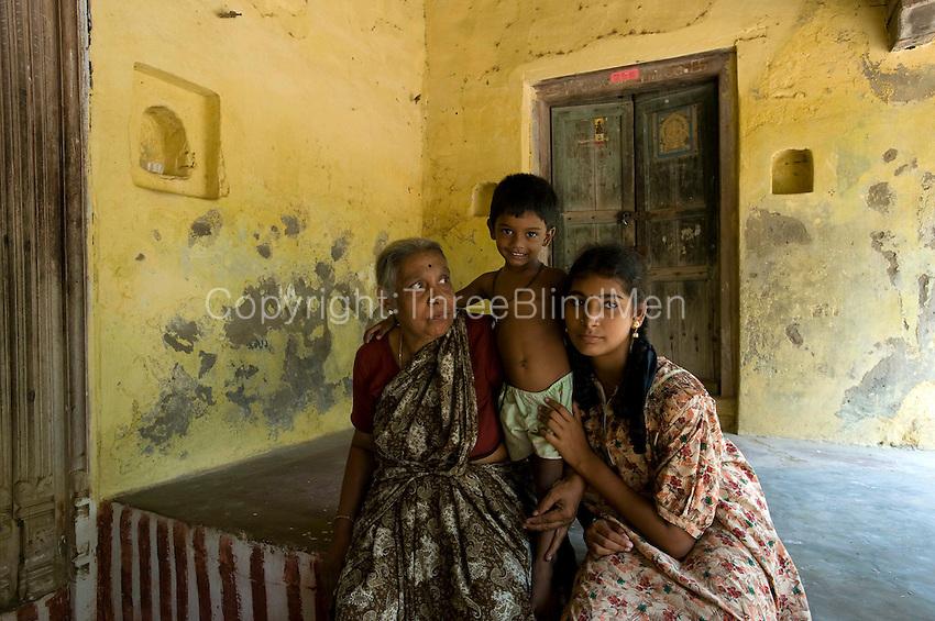 Brahmin Family