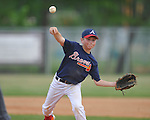 Oxford Park Commission baseball action at FNC Park in Oxford, Miss. on Monday, April 25, 2011.