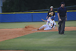 Oxford High vs. Hernando in high school baseball playoff action in Oxford, Miss. on Saturday, May 5, 2012. Hernando won 9-6.