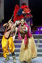"""London, UK. 01/06/2011.  """"Merhcants of Bollywood"""" opens at the Peacock Theatre, London. The company features: Ayesha, Carol Furtado, Tony Bakshi, Satwinder Jaspal, Uday, Deepak Rawat, Shantilal, Chander Khanna, Swati Ramchanra Gamit, Komal Kadam, Sadika Khan, Nisha Mahendra, Hetal Seta, Ajisha Shah, Roshni Shetty, Suneena Sudevan, Moushmi Suri, Khushbu Jitendra Vakani, Pradip Mahadev Avaghade, Raju Balan, Jayesh Dharaiya, Santosh Mani, Rutul Lalit Pancholi, Himanshu Parihar, Sachin Salvi, Hiten Jitendra Shah, Vasim Mohammad Shaikh, Vijay Ramprasad Singh, Kiran Wagchawre. Photo credit should read Jane Hobson"""